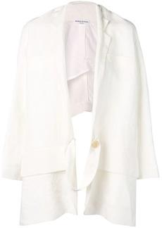 Sonia Rykiel asymmetric blazer