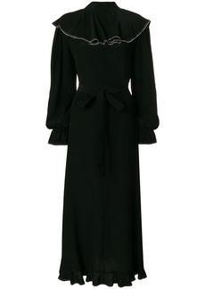 Sonia Rykiel belted midi dress