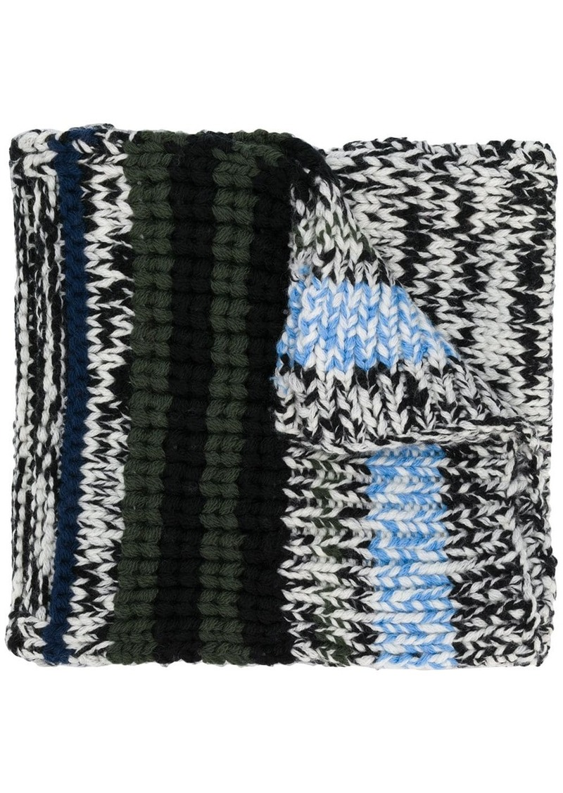 Sonia Rykiel chunky knit scarf