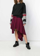 Sonia Rykiel chunky sleeve jumper
