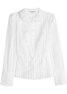 Sonia Rykiel Cotton Voile Blouse