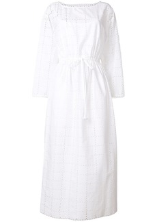Sonia Rykiel drawstring waist dress