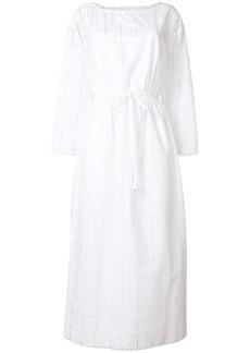 Sonia Rykiel drawstring waist dress