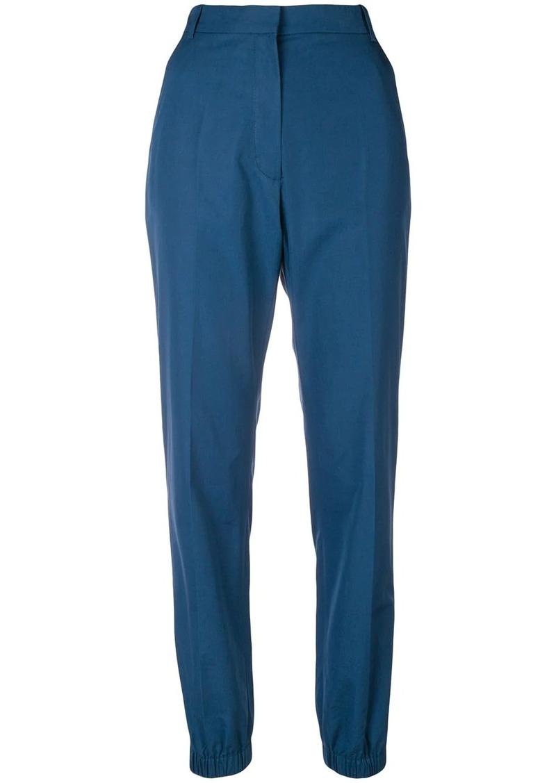 Sonia Rykiel elastic cuff trousers