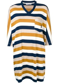 Sonia Rykiel flared V-neck dress