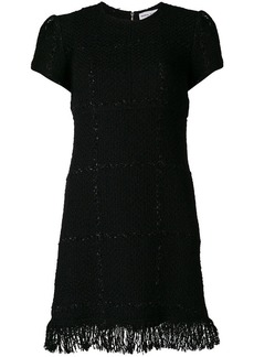 Sonia Rykiel fringed hem dress