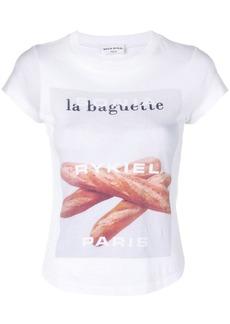 Sonia Rykiel 'la baguette' T-shirt