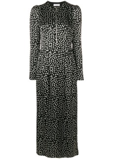 Sonia Rykiel long printed dress