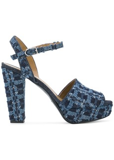Sonia Rykiel Mme Rykie denim sandals