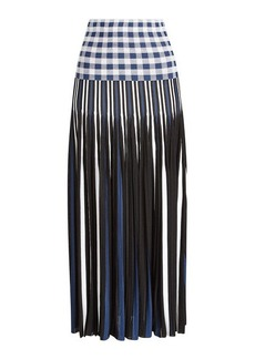 Sonia Rykiel Pleated Skirt