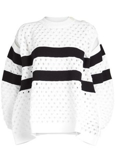 Sonia Rykiel Pullover with Cut-Out Detail