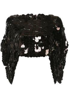 Sonia Rykiel sequin embellished top