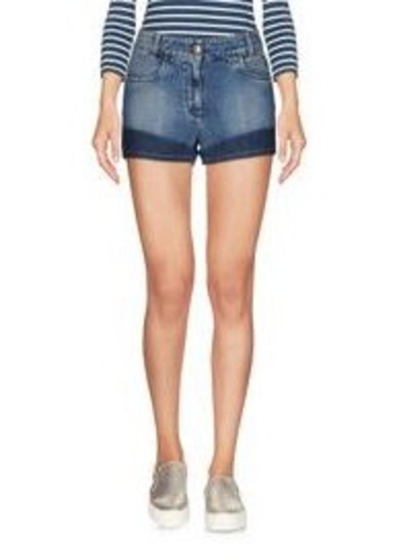 SONIA RYKIEL - Denim shorts