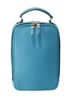 Sonia Rykiel Le Pave Leather Box Bag