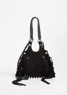 Sonia Rykiel Mini Tote with Fringe