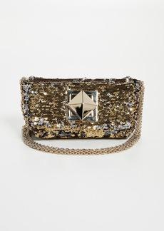 Sonia Rykiel Sequin Shoulder Bag