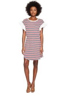 Sonia Rykiel Striped Cotton Tunic