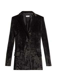 Sonia Rykiel Velvet blazer
