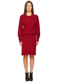 Sonia Rykiel Waffle Knit Dress