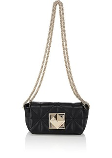 Sonia Rykiel Women's Le Copain Chain Shoulder Bag - Black