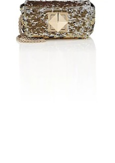 53c0d14c38 Sonia Rykiel Women's Le Copain Small Sequined Chain Shoulder Bag - Gold