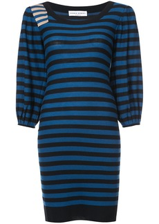 Sonia Rykiel striped knitted dress