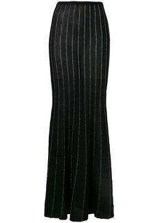 Sonia Rykiel striped maxi skirt