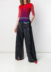 Sonia Rykiel striped polo jumper