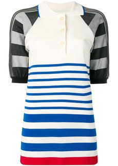 Sonia Rykiel striped polo shirt