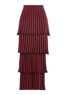 Sonia Rykiel Tiered Skirt