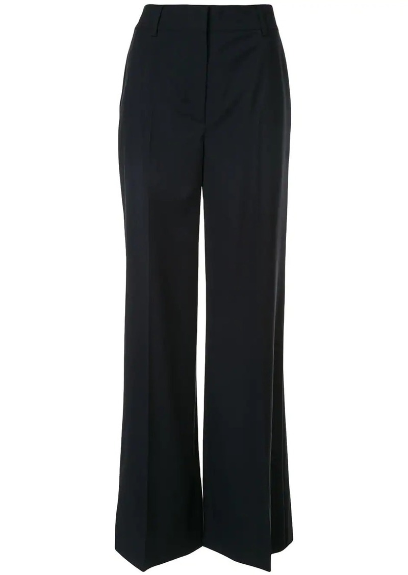 Sonia Rykiel wide-leg tailored trousers