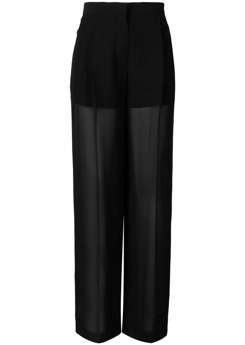 Sonia Rykiel wide-leg trousers