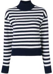 Sonia Rykiel zip detail jumper