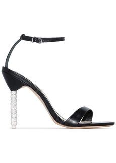 Sophia Webster Haley 100mm crystal-embellished sandals