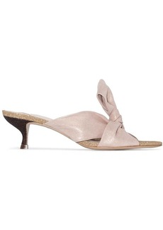 Sophia Webster Bonnie bow mules