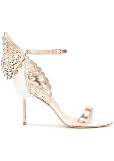 Sophia Webster butterfly heel detail sandals