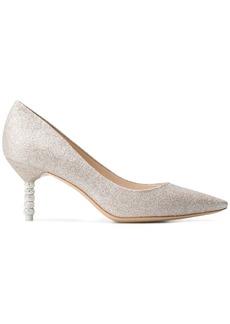 Sophia Webster coco crystal low-heel pumps