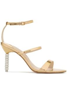 Sophia Webster embellished heel sandals