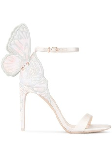 Sophia Webster embroidered butterfly detail sandals