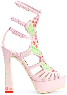 Sophia Webster 'Liliana' platform sandals