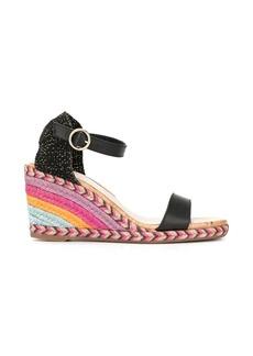 Sophia Webster Lucita wedge sandals