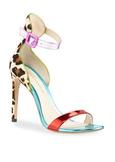 Sophia Webster Nicole Colorblock Sandals