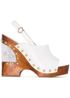 Sophia Webster Paradise wedge sandals