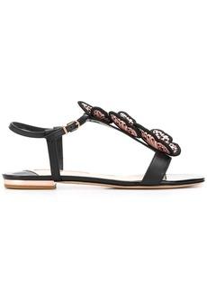 Sophia Webster Riva butterfly appliqué sandals