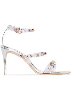 Sophia Webster Rosalind 85mm crystal-embellished sandals