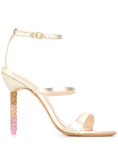Sophia Webster Rosalind crystal-beaded heel sandals