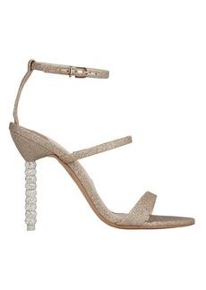 Sophia Webster Rosalind Crystal Stiletto Sandals