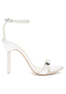 Sophia Webster Haley crystal-embellished leather sandals