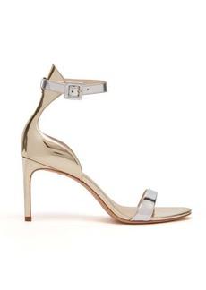 Sophia Webster Nicole metallic-leather sandals
