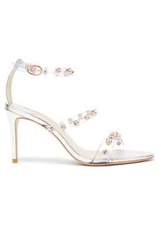 Sophia Webster Rosalind Gem crystal-embellished sandals